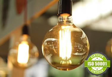 EFICIENCIA ENERGETICA NORMA  ISO 50001