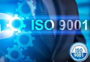 SISTEMA DE GESTIÓN DE CALIDAD ISO 9001:2015